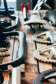8bar Bikes Showroom - PEDAL Consumption