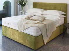 Millbrook Harmony 2400 King Size Divan Bed from £1,215.00
