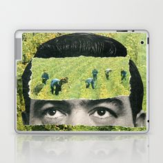 Cultivate Your Mind Laptop & iPad Skin by Michael Harford - $25.00