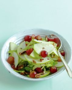 """See the """"Apple, Grape, and Celery Salad"""" in our Quick Salad Recipes gallery"""