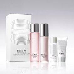 SENSAI Travel Kit €79  #manlioboutique  Per Spedizioni WhatsApp 329.0010906 #sensai #kanebo #beauty #cream #soap #lotion
