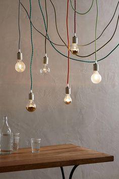 Pendant Lamp Cord / Anthro