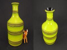 Vintage Vase von Akru | West German Pottery | 70er von ShabbRockRepublic auf Etsy