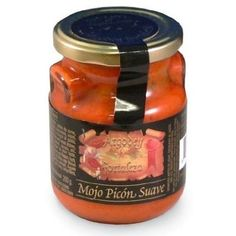 Aromataste.co.uk Mojo Picòn Suave - Mild Red Pepper Canary Sauce - 200g - Sauces and Pantry The mediterranean home in Uk