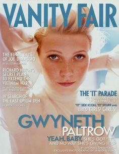 Photos: Gwyneth Paltrow in Vanity Fair
