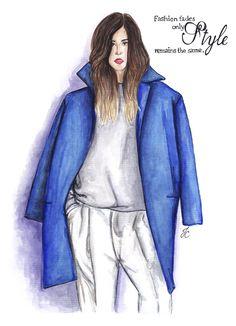 Blue Coat   Doll Memories