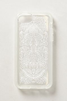 Etched Glass iPhone 5C Case - anthropologie.com