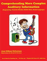 Let's Talk Speech & Language review of 2 books targeting higher level auditory processing.