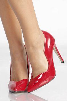 Escarpin rouge pas cher et sexy