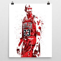 Michael Jordan poster. Jordan, also known by his initials, MJ, is an American retired professional basketball player. He is also a businessman, and principal owner and chairman of the Charlotte Hornet