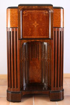 "Ultra rare, 1935 Zenith 1000-Z ""Stratosphere"" 25 tube radio - shutter face closed"
