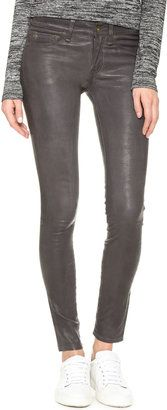 Shop Now - >  https://api.shopstyle.com/action/apiVisitRetailer?id=457839716&pid=uid6996-25233114-59 Rag & Bone/JEAN The Leather Skinny Pants  ...