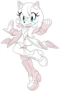 Zalena by on DeviantArt Sonic The Hedgehog, Silver The Hedgehog, Sonic Satam, Sonic And Amy, Shadow And Amy, Sonic And Shadow, Kurama Naruto, Rouge The Bat, Classic Sonic