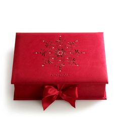 Luxury Gift Box of Chocolates with Swarovski Elements at Godiva