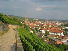 A city that will always have my heart: Esslingen, Germany