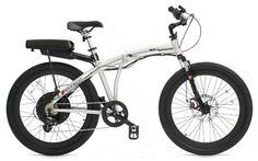 Prodeco Technologies G Plus Genesis Electric Folding Bicycle (36V, 500W) - World of Cycling - The Internet Bicycle Store