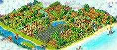 Wesoła Osada w pełnej krasie http://fansite.xaa.pl/htf/2013/05/01/panorama/ #wesołaosada #happytale