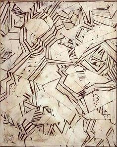 iamjapanese:    Georges Noël(French, 1924-2010)  Patchwork 1967  Technique mixte sur toile