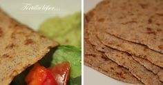 Lavkarbo Tortilla-lefser, av Mat for sjelen Lchf, Keto, Low Carb Recipes, Healthy Recipes, Healthy Food, Norwegian Food, Fritters, International Recipes, Food Inspiration