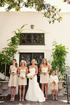 A Gorgeous Rustic, Elegant Wedding at The Villa!   My Sweet and Saucy