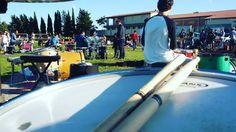 Live and direct from a rally of drummers #Sardrum2016  #rally #rallydrums #sardinia #lunamatrona #italy #promark #evans #dw #drummer #nerd #summer2016 #may #drumporn #livemusic #stadium #sunday by lee_van_beatz
