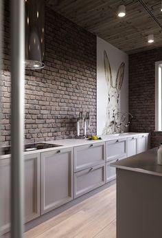 Фото интерьера 'Квартира для молодой семьи от дизайн-студии artpartner фото - 4' на портале Oselya