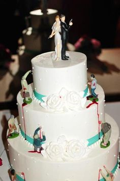One word: EPIC When it comes down to my wedding, im going to have like 20 different cakes