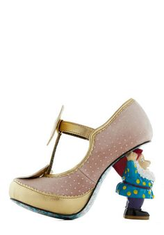 When in Gnome Heel, #ModCloth.... amazing!!!!