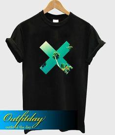 X Palm Tree Printed T Shirt - Outfitday Palm Tree Print, Palm Trees, Tree Designs, Direct To Garment Printer, Shirt Style, Digital Prints, Unisex, Printed, Clothing