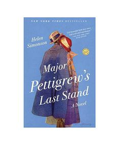 Major Pettigrew's Last Stand, by Helen Simonson | If you hate to be seaside (or lakeside or poolside or anything -side) without a book in hand, you've landed in the right place. Here, great beach reads recommended by notable authors and experts.