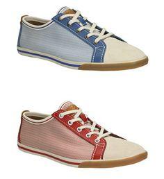 Herren Sneaker im sportlichen Retro-Look, Premium-Textil, Clarks Mego Lace,