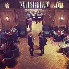67PallMall is finally serving, well done to Grant and team. This is the Embassy of Wine!  - Weinkrake #mywinemoment