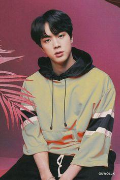 [ ] BTS Jin