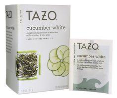 Tazo tea cucumber white