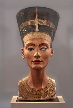 Nefertiti (by Jose A. Bejarano)