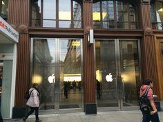 Apple store Genève