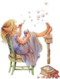 Bubbles, lisa martin