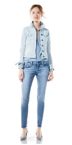 clothes skinny-jeans-AMS blue front on