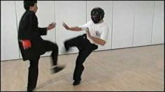 Samuel Kwok Wing Chun fighting applications DEMO, via YouTube.