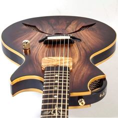 Electric Guitar - Ways To Discover The Guitar And Rock Out Guitar Pics, Guitar Songs, Guitar Art, Guitar Chords, Cool Guitar, Electro Acoustic Guitar, Custom Electric Guitars, Custom Guitars, Paul Reed Smith