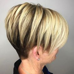 Pixie Undercut Hairstyles Older Women