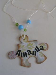 puzzle piece name tags for doors with blank puzzle pieces that they can add what they do