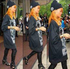 Rihanna #style