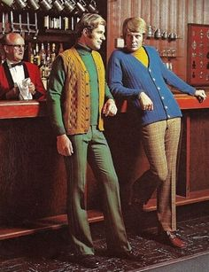 15 Reasons 1970s Men's Fashion Should Never Come Back <--- I don't know...I might disagree...