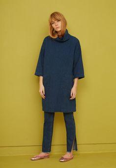 ec99a0d0d74c M.i.h. Jeans Westbourne Dress- Flat blue