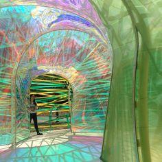 Serpentine pavilion 2015 London