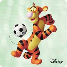 2003 Winnie The Pooh Soccer  Tigger