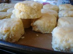 Buttermilk Biscuits by jmackinnell, via Flickr