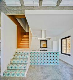 Blancafort-Reus arquitectura. Casa para tres hermanas