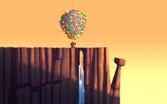 pixar up artwork - Google Search